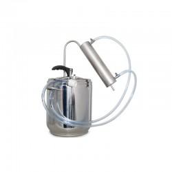 Destilační přístroj 5L - 36L Destilátor, Palírna, Lihovarník, Vinopalník kompletní s nejlepším chlazením