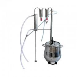Destilační přístroj 5L-50L STUDENÉ PRSTY
