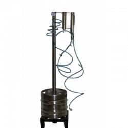 Destilační přístroj, destilátor, palírna, lihovarník, vinopalník 50 L