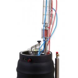 Aroma De Lux Dvouplášťový automatický destilační přístroj Destilátor, Palírna, kolona - Automatický elektrický, spodní plášť
