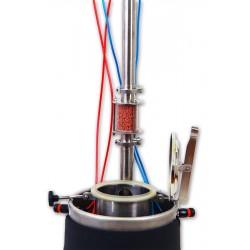 Fiedor 1 Dvouplášťový automatický destilační přístroj Destilátor, Palírna, kolona - Automatický elektrický, spodní plášť